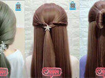 Hướng dẫn làm kiểu tóc đẹp #4