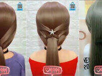 Hướng dẫn làm kiểu tóc đẹp #7