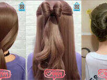 Hướng dẫn làm kiểu tóc đẹp #8