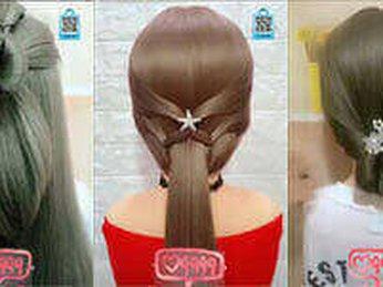 Hướng dẫn làm kiểu tóc đẹp #9