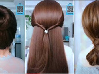 Hướng dẫn tạo kiểu tóc #6 đi học, đi làm, công sở, dự tiệc, dạo phố