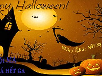 Khuyến Mãi Phụ Kiện Tóc Halloween