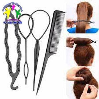 Bộ dụng cụ tạo kiểu tóc