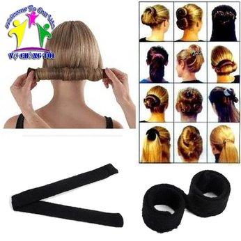 Dụng cụ búi tóc đa năng hairagami