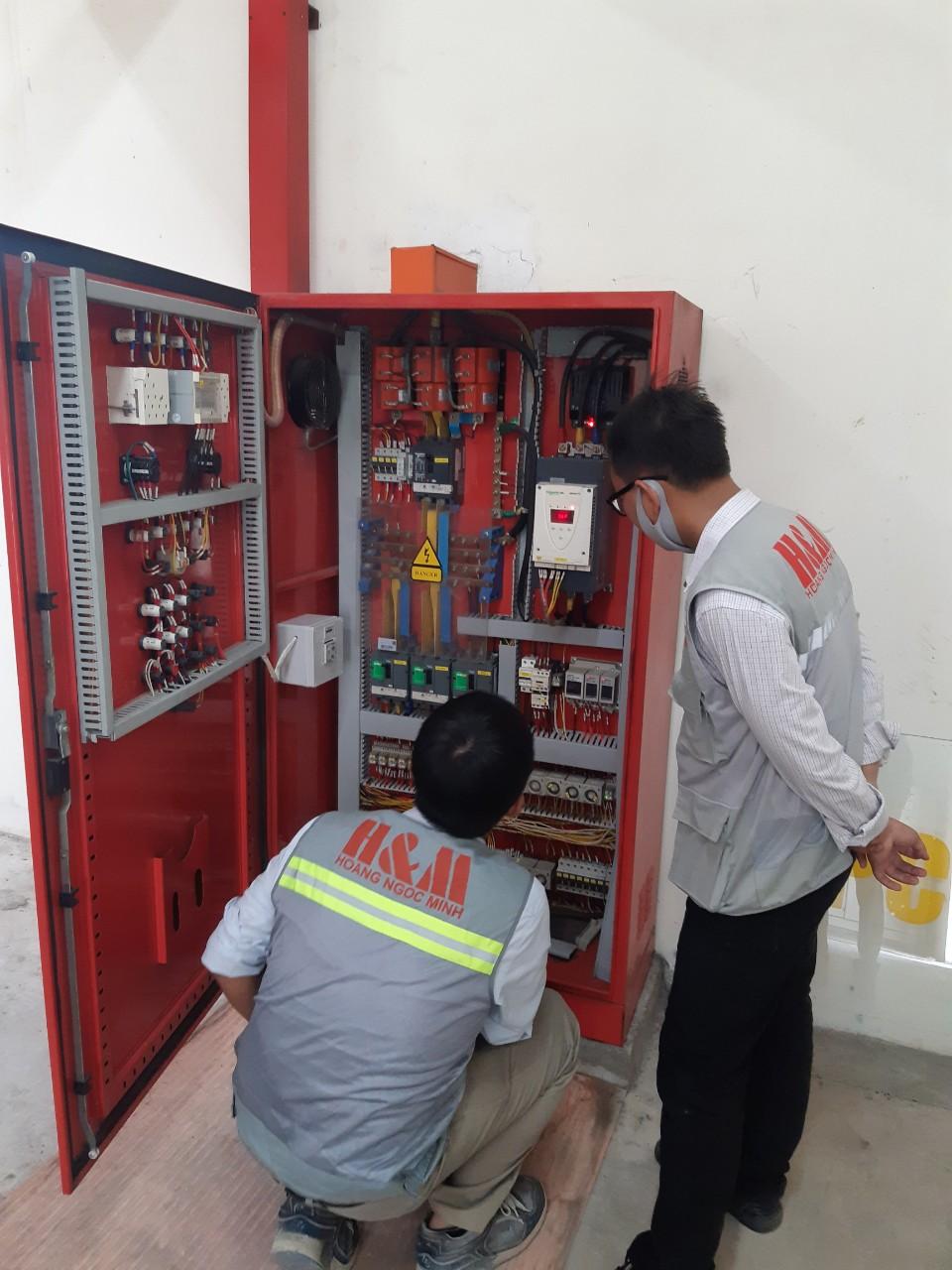 Bảo trì hệ thống M&E, PCCC