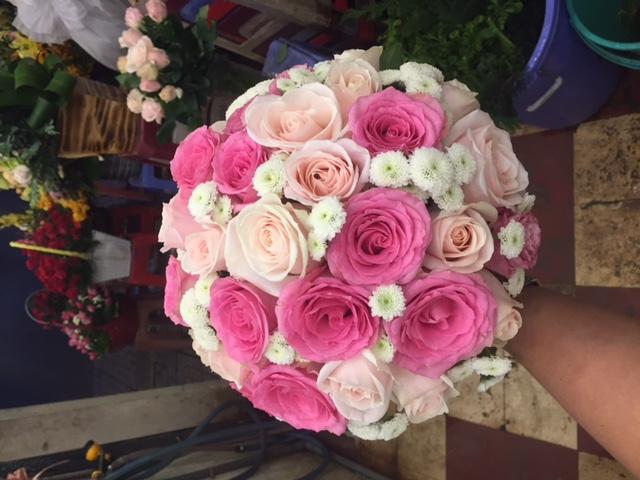 Hoa tươi cưới tình yêu vĩnh cửu
