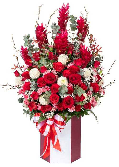 Hộp hoa tươi hạnh phúc
