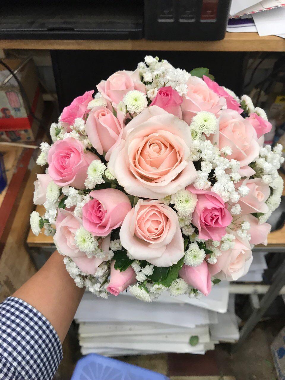 Hoa cưới Trăm Năm Hạnh Phúc