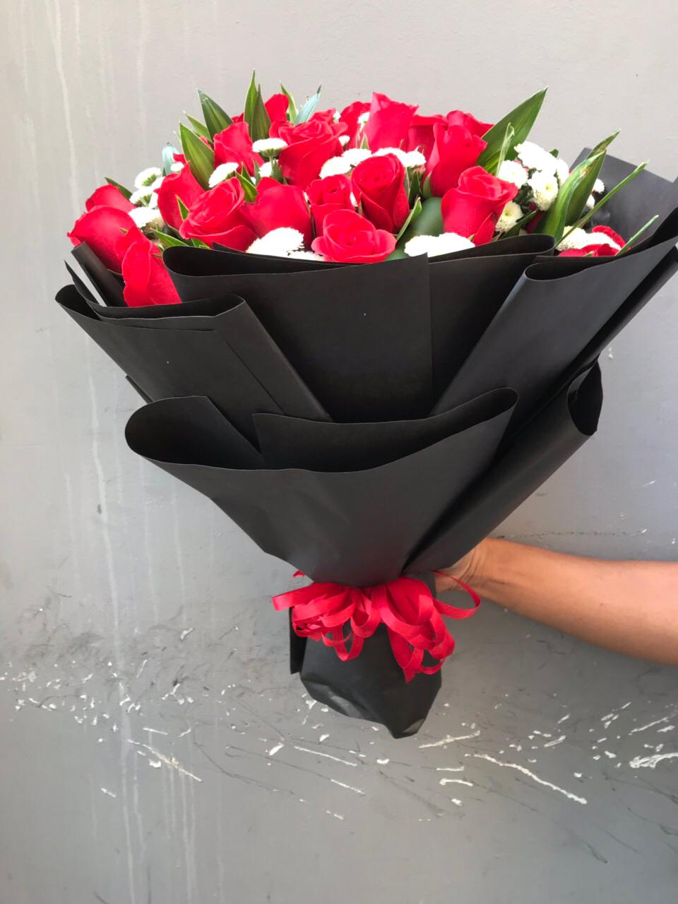 """Bó hoa """"Người Tôi Yêu"""""""