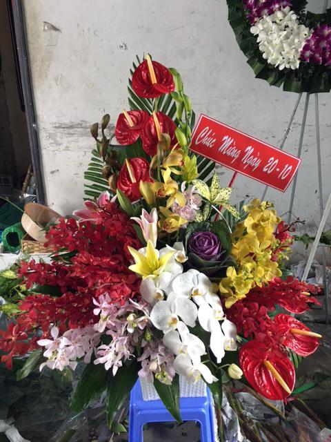 Giỏ hoa tươi Khát Khao trong cuộc sống