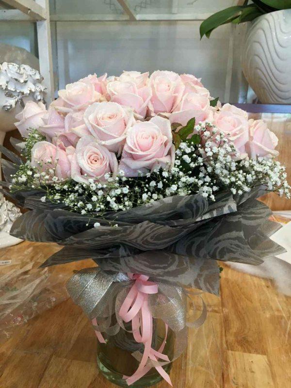 """Bó hoa tình yêu """"Nồng Nàn"""""""