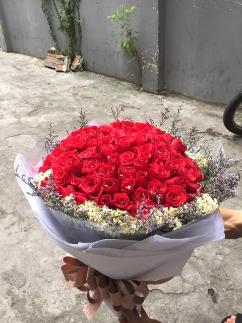 hoa tươi tặng người ấy ngày 8 tháng 3 rực rỡ