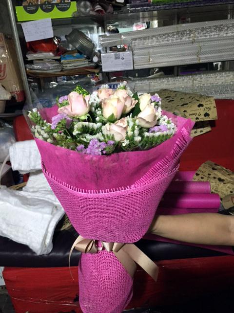 """Bó hoa """"Tình Yêu Thủy Chung"""""""