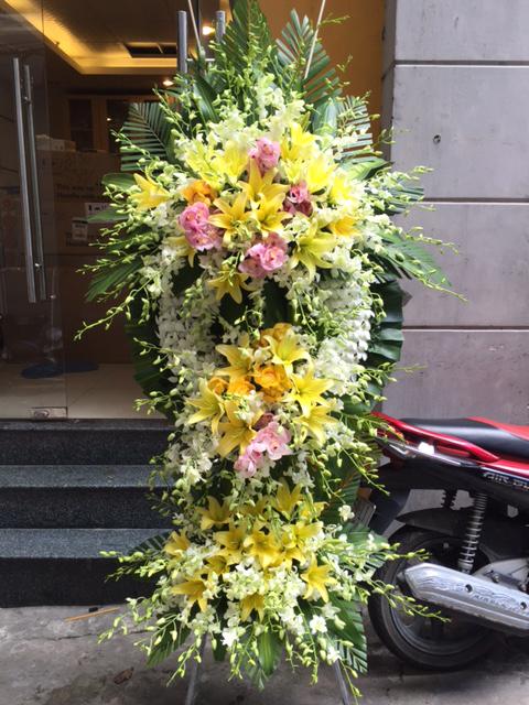 """Vòng hoa viếng """"Vô Thường"""""""