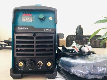 Máy hàn Tig-250A, Máy hàn 2 chức năng, hàn que - hàn tig
