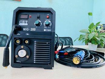 Máy hàn điện tử CET MIG-200 Mini Chất lượng Cao