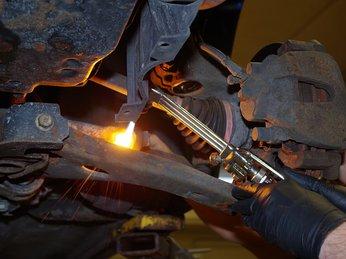 An toàn lao động trong hàn và cắt kim loại