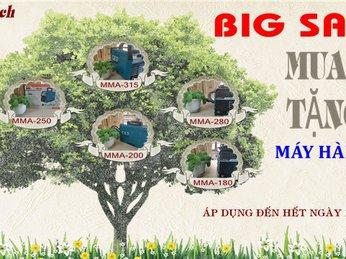 Big Sale, Mua 11 Máy hàn TẶNG 1 Máy hàn