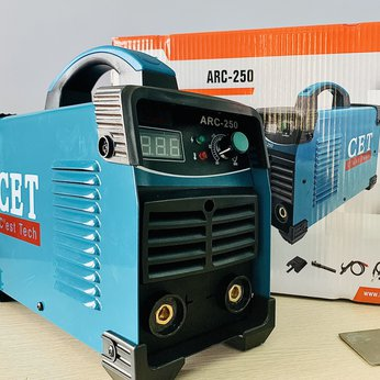 Máy hàn CET ARC-250, Thiết kế mới, Chất lượng tuyệt vời