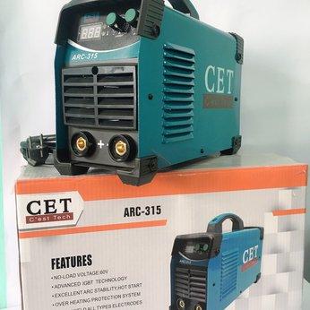 Máy hàn que tiết kiệm điện năng CET ARC-315
