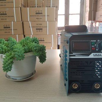 Máy Hàn Điện Tử CET Siêu Tiết Kiệm Điện 280A-Hàn Que 1.6-4.0 Ly (Bảo Hành 1 Năm)