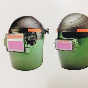 Mũ Hàn Tự Động Cảm Ứng Green Bouyean