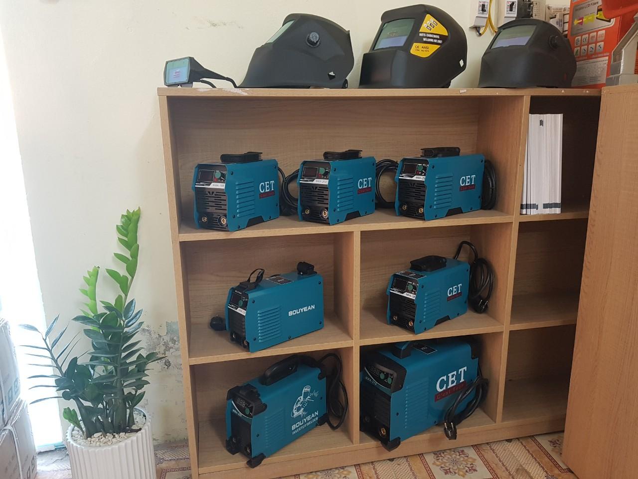 Máy hàn tiết kiệm điện CET MMA-200, Máy hàn gia đình, Hàng chính hãng
