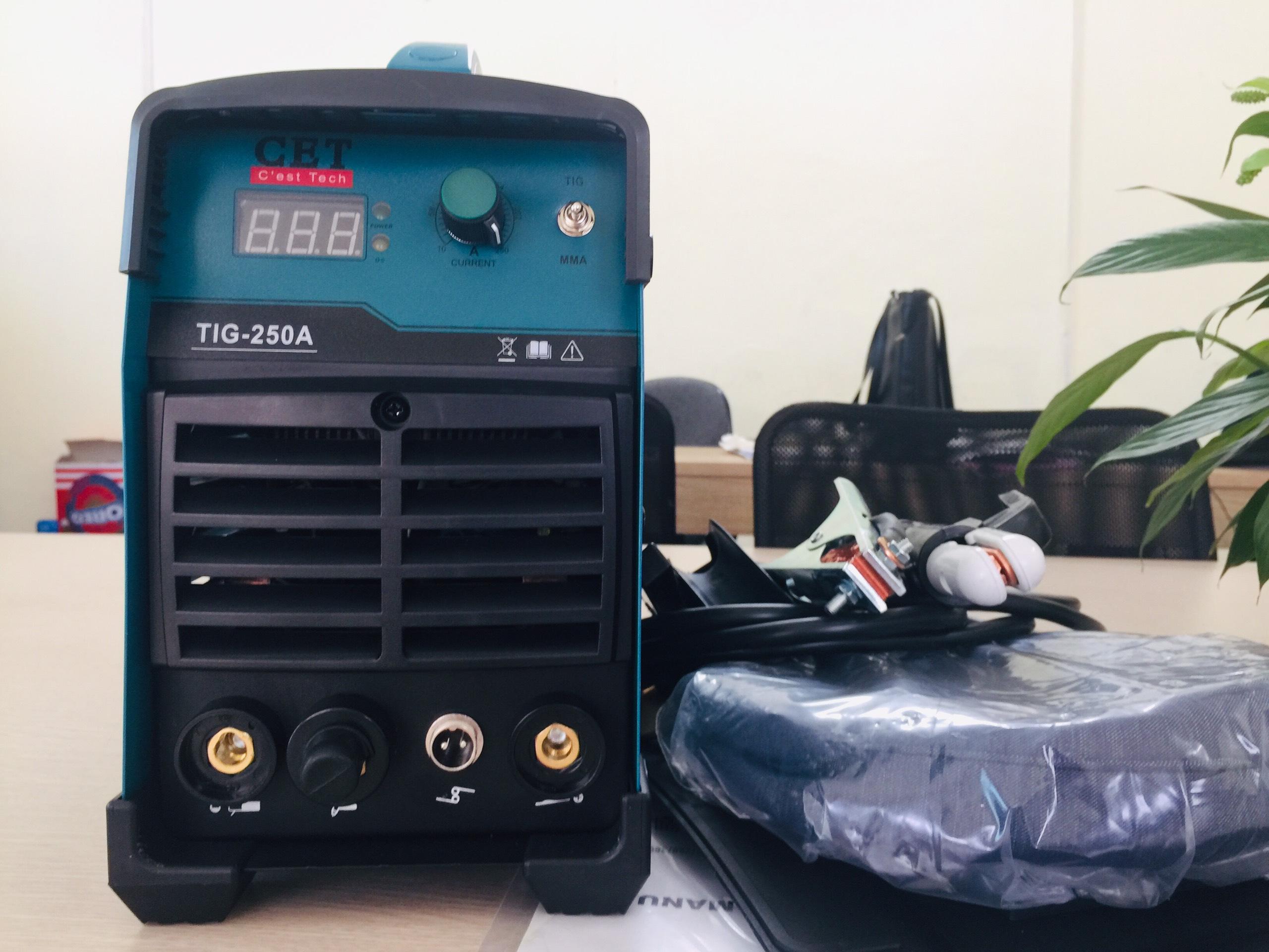 Máy hàn TIG 2 chức năng, Máy hàn Inox TIG-250A