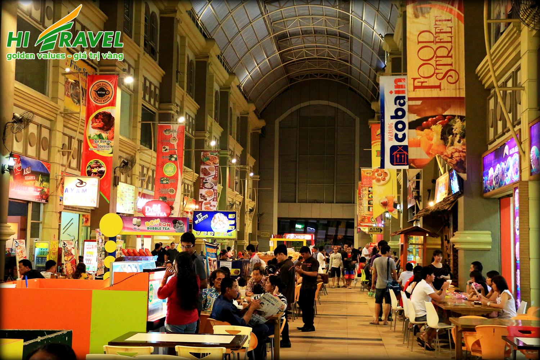HÀNH TRÌNH KHÁM PHÁ 3 NƯỚC: SINGAPORE – INDONESIA – MALAYSIA