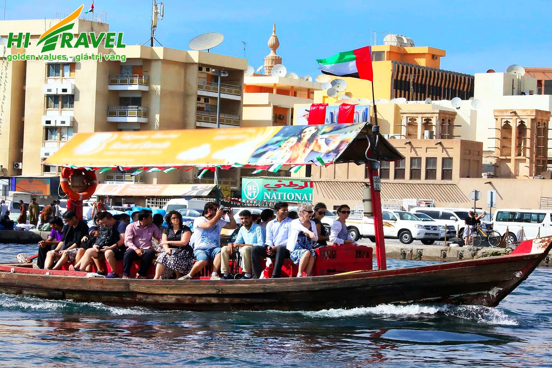 XỨ SỞ VÀNG: BRUNEI – DUBAI – ABUDHABI