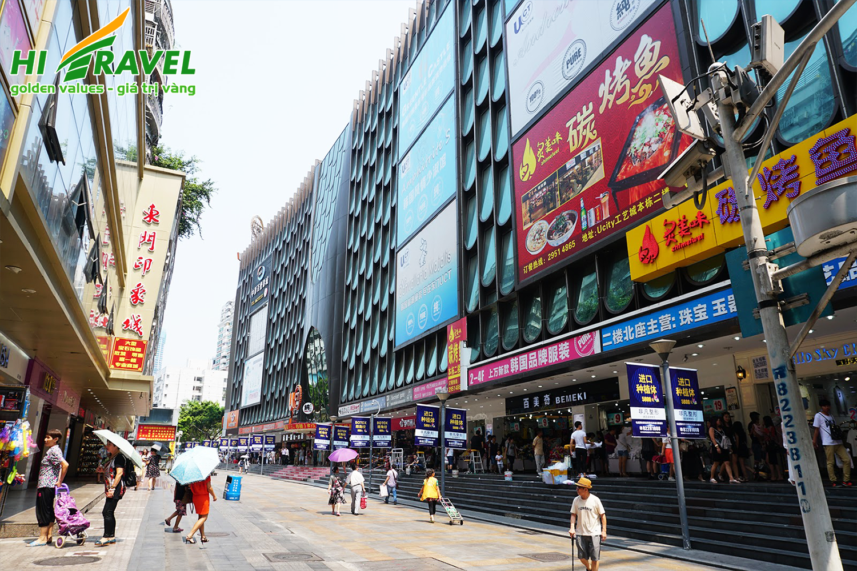 HONG KONG: CHU HẢI – QUẢNG CHÂU – THẨM QUYẾN