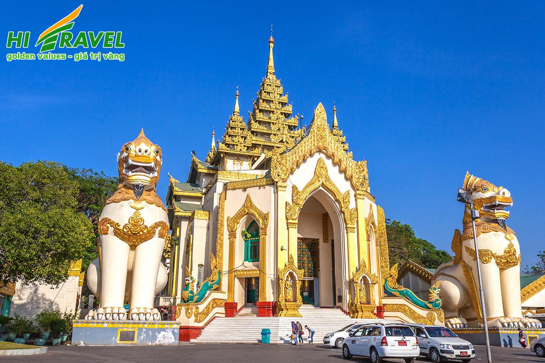 MIỀN ĐẤT PHẬT MYANMAR: YAGON – BAGO