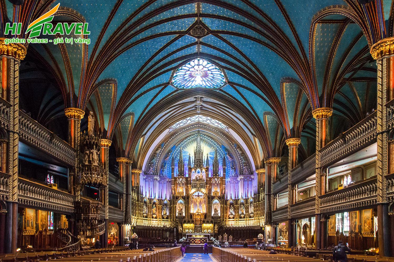 DU LỊCH LIÊN TUYẾN: CANADA – BỜ ĐÔNG NƯỚC MỸ