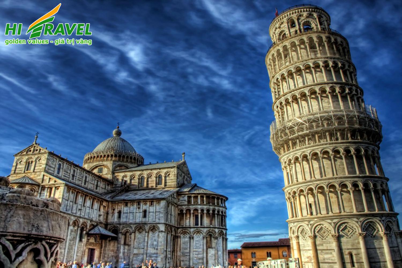 DU LỊCH CHÂU ÂU 3 NƯỚC: PHÁP – THỤY SĨ – Ý