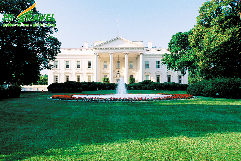 BỜ ĐÔNG NƯỚC MỸ: NEW YORK – PHILADENPHIA – WASHINGTON DC