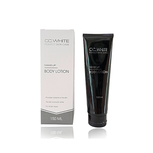 Make-up Body CC White
