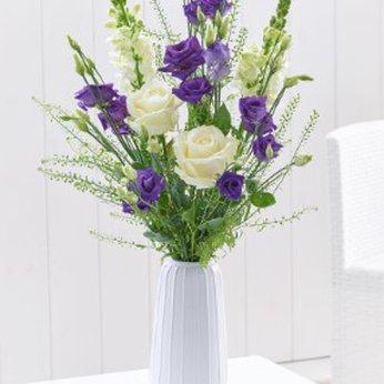 Rustic Charm Vase United Kingdom