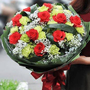 Bó Hoa Mừng Thọ