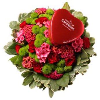 Chocolate Bouquet Belgium