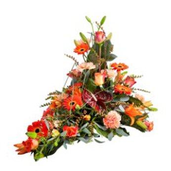 Funeral decoration Denmark