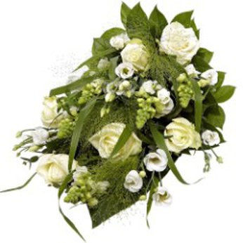 Funeral spray Florist's Choice Denmark