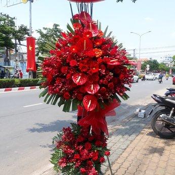 Lẵng Hoa Tấn Lộc