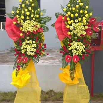 Lẵng Hoa Phú Quý