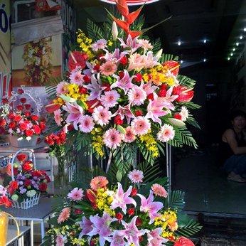 Lẵng Hoa Phát Lộc