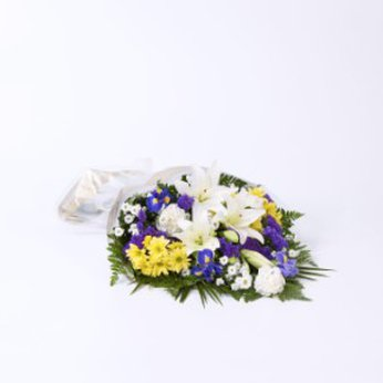 Mixed flowers in Cellophane United Kingdom