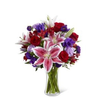 The FTD Stunning Beauty Bouquet Philippines