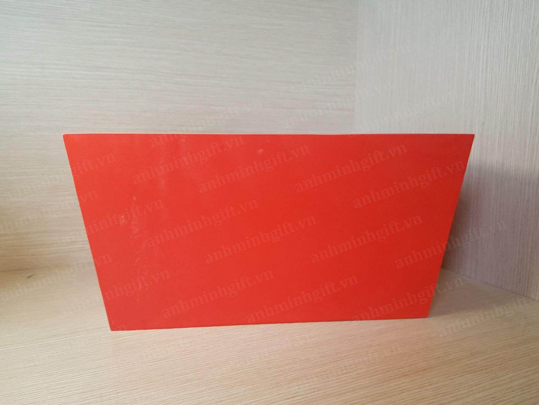 Khay gỗ gói quà tết - Hỏa