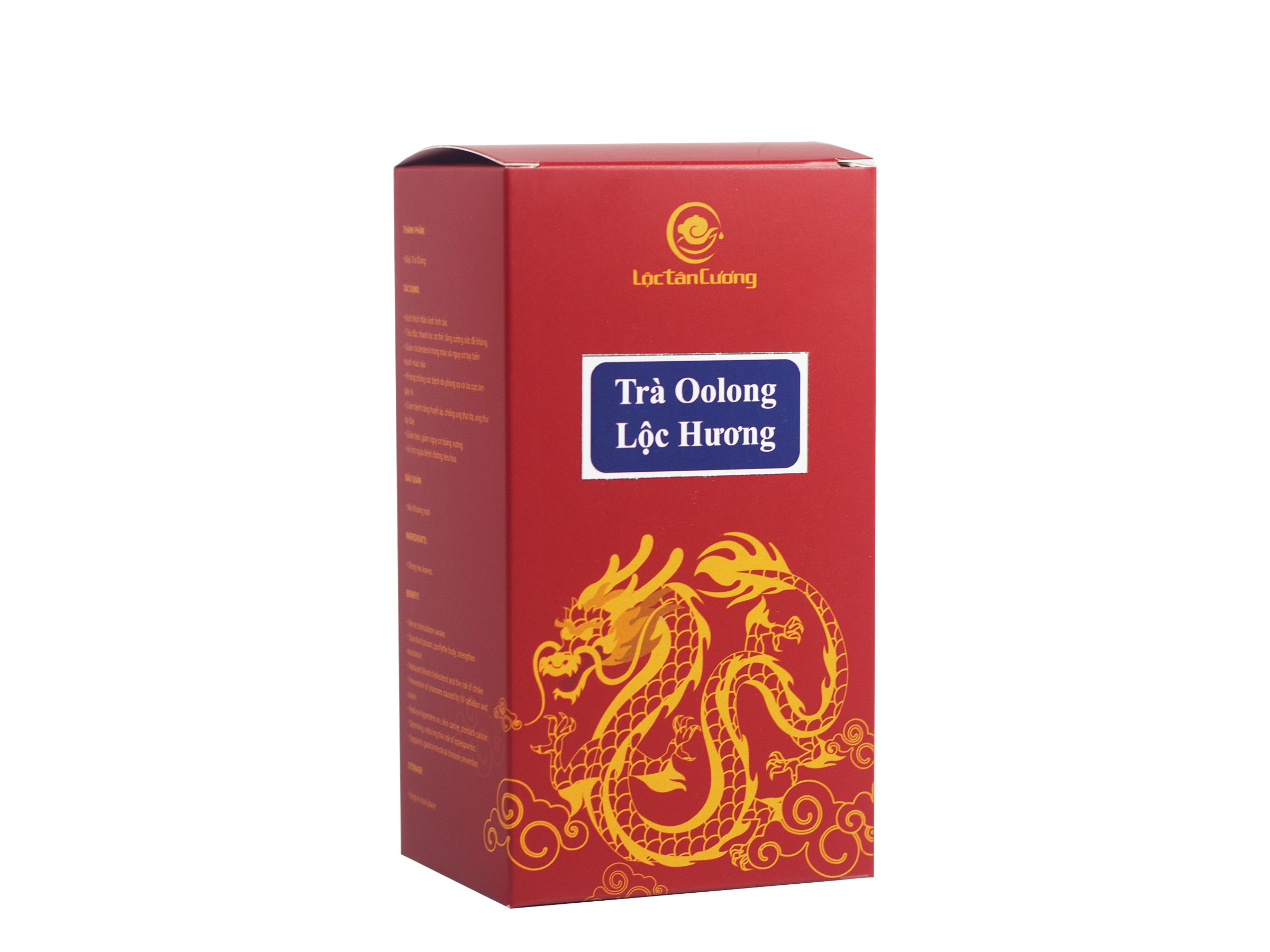 Trà Oolong Cao Cấp Lộc Hương
