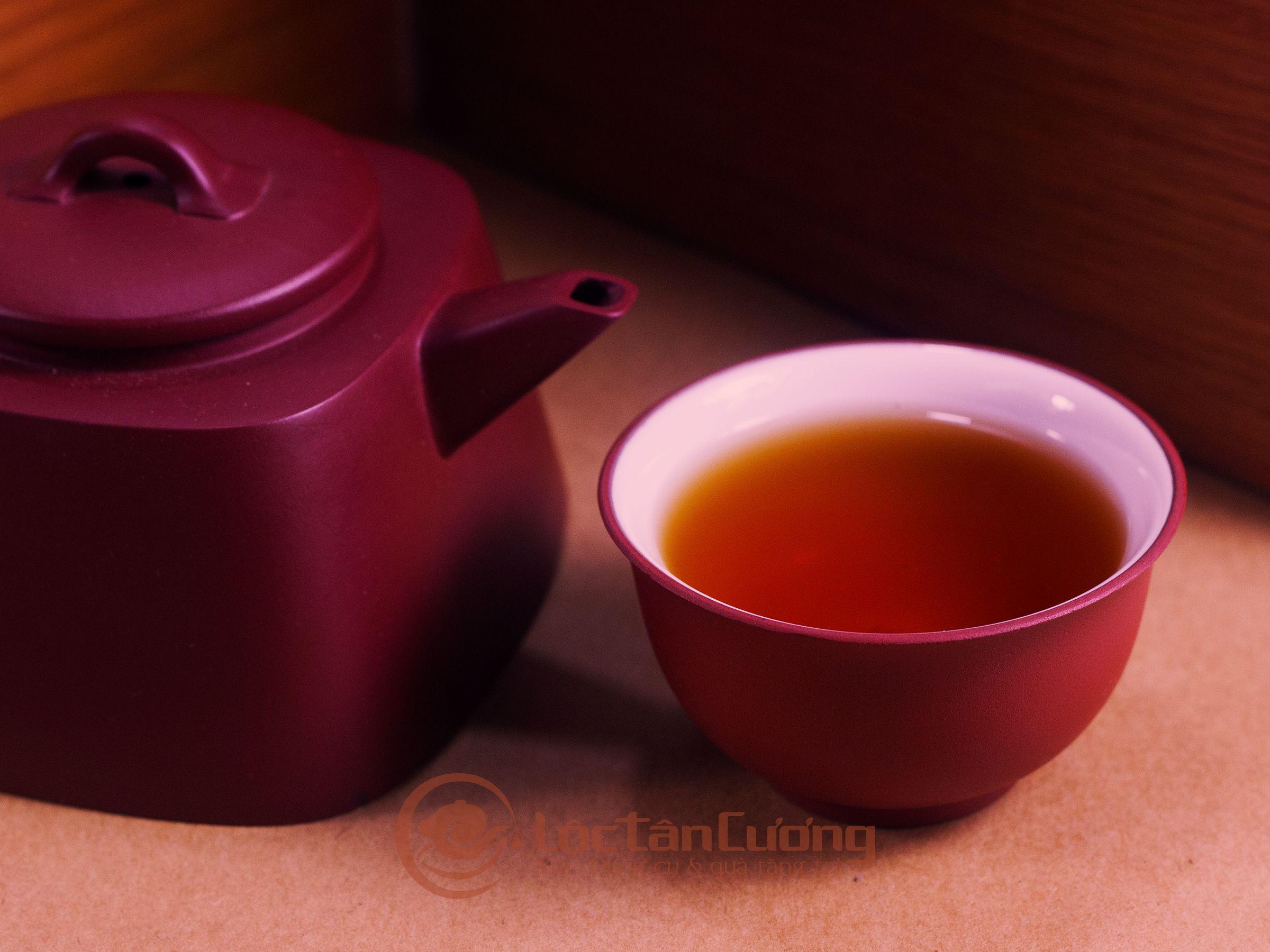 Hồng shan trà hà giang