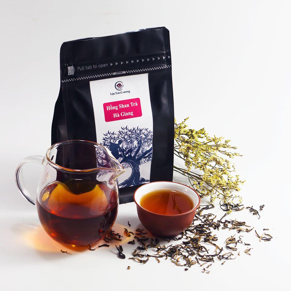 Hồng Trà Hà Giang được xem là thứ dược liệu quý giúp dưỡng sức khỏe, giảm các vấn đề về tiêu hóa mà không lo bị mất ngủ.